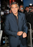 George Clooney Photo libre de droits