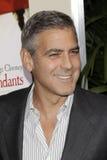 George Clooney image libre de droits