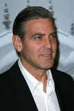 George Clooney Στοκ φωτογραφία με δικαίωμα ελεύθερης χρήσης