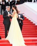 George Clooney, Amal Clooney Royalty Free Stock Image