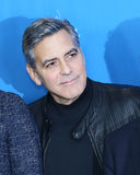 George Clooney attend the `Hail, Caesar!` Royalty Free Stock Photography