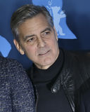 George Clooney attend the `Hail, Caesar!` Stock Photography