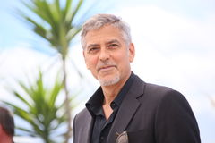 George Clooney Royalty Free Stock Photos