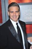 George Clooney foto de archivo libre de regalías