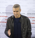 George Clooney, photo call Royalty Free Stock Images