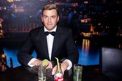 George Clooney, Prag stockfotografie