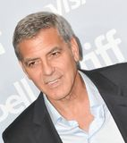 George Clooney at press conference for `Suburbian` at Toronto International Film festival 2017 Stock Photo