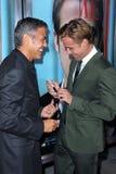George Clooney, Ryan Gosling Stock Photo