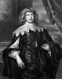 George Digby, 2nd Earl of Bristol Stock Photos
