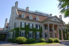 George Eastman House, Rochester stock foto