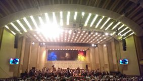 George Enescu Festival 2013 Royalty Free Stock Photos