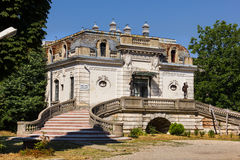 George Enescu home in Bucharest Royalty Free Stock Photography