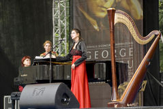 George Enescu  International Festival. Edition 2009 Royalty Free Stock Image