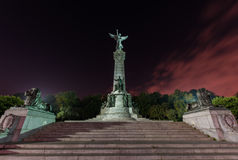 George Etienne Cartier Monument Stock Photography