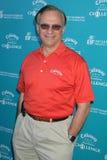 George Fellows bij de Uitdaging die van de Stichting van het Golf Callaway aan de Programma's van het Kankeronderzoek van de Stich Royalty-vrije Stock Foto