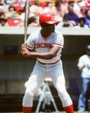 George Foster, Cincinnati Reds Images libres de droits