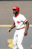 George Foster. Cincinnati Reds slugger George Foster, #15. (Image from color slide Stock Photography