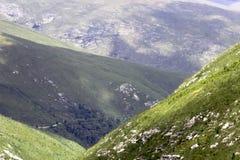 George góry Południowa Afryka Obrazy Stock