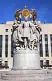 George Gordon Meade Memorial Civil War Statue-Washington DC Royalty-vrije Stock Fotografie