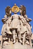George Gordon Meade Memorial Civil War Statue-Washington DC Royalty-vrije Stock Afbeelding