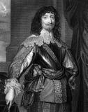 George Gordon 2nd markis av Huntly Arkivbild