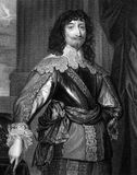 George Gordon, 2nd Marquis of Huntly. (1592-1649) on engraving from 1829. Engraved by J.Cochran and published in ''Portraits of Illustrious Personages of Great Stock Photography