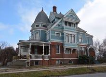 George H Casa de $cox Fotos de archivo