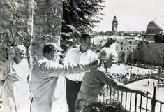 George H W arbusto foto de archivo