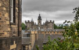 George Heriot's School Royalty Free Stock Photos