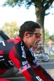 George Hincapie des BMC Teams Lizenzfreies Stockfoto
