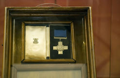George intersekt Malta Zdjęcia Royalty Free
