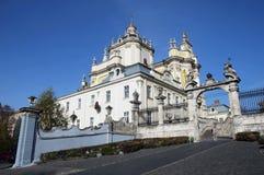 george katedralny st s zdjęcie stock