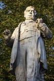 George Leeman Statue in York Royalty Free Stock Images