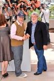 George Lucas, Steven Spielberg Royalty Free Stock Images