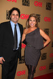 George Maloof, Adrienne Maloof-Nassif Royalty Free Stock Images