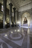 george masonic minnes- nationella washington Royaltyfria Bilder
