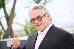 George Miller. Attends the jury photocall during the 69th annual Cannes Film Festival at Palais des Festivals on May 11, 2016 in Cannes, France royalty free stock photography