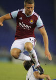 George Moncur of West Ham United Royalty Free Stock Photography