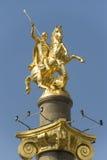 george monumentst arkivfoton