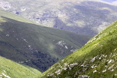 George Mountains South Africa Stockbilder