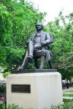 George Peabody rzeźba obrazy stock