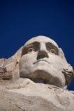 George przy Mt. Waszyngton Rushmore Zdjęcia Royalty Free