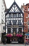 The George Pub London Stock Photography