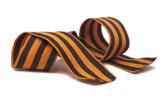 George Ribbon Royalty Free Stock Image
