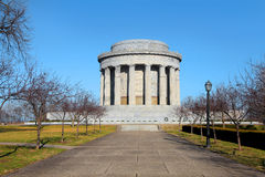 George Rogers Clark-Denkmal lizenzfreie stockfotografie
