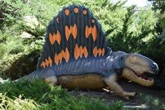 George S Πάρκο δεινοσαύρων Eccles σε Ogden, Γιούτα Στοκ Εικόνες