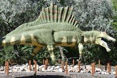 George S Πάρκο δεινοσαύρων Eccles σε Ogden, Γιούτα Στοκ Φωτογραφία