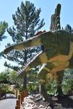 George S. Eccles Dinosaur Park in Ogden, Utah. USA Royalty Free Stock Images