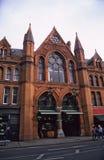 George's Street Arcade, Dublin. George's Street Arcade, a shopping centre in Dublin, Ireland royalty free stock image