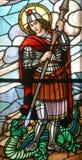 george saint Royaltyfri Fotografi